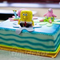 Spongebob dort