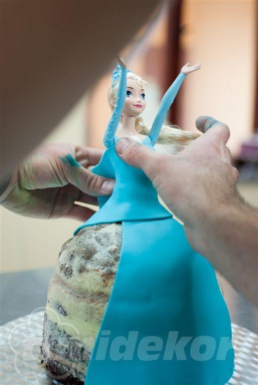 Frozen Elsa dort 13