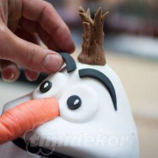 Dort Ledové království – OLAF