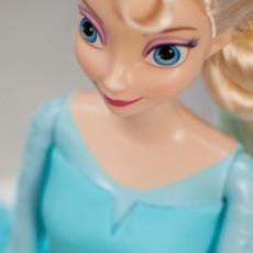 Dort Frozen – Elsa