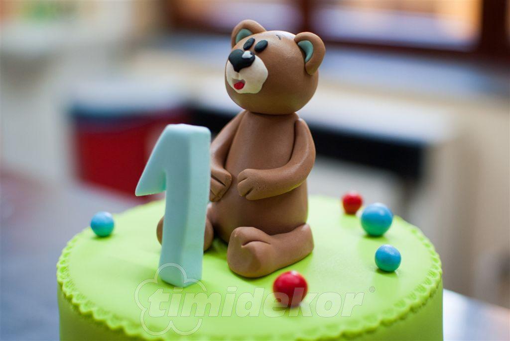 Medvídek dort